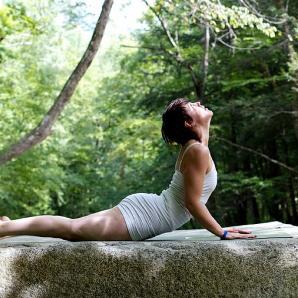 My week: New Yoga poses and Avocado Diet