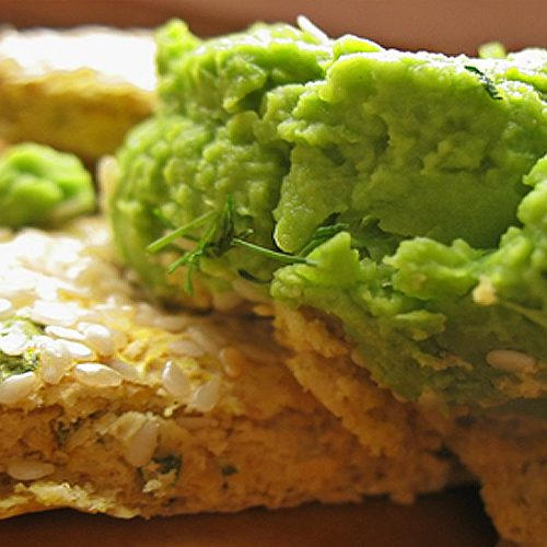 Go green! Green hummus and other recipes made with avocado
